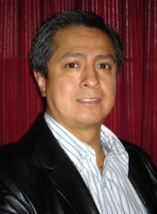 Frank Chagoya - Executive Production Manager